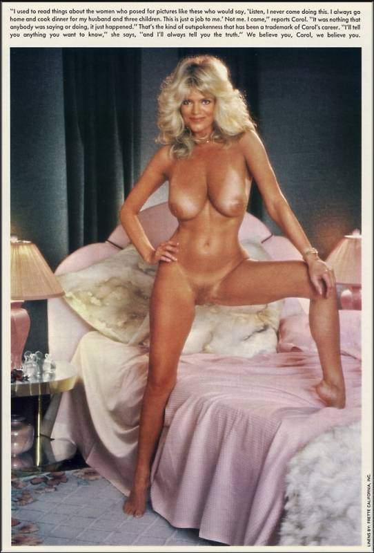 carol wayne naked