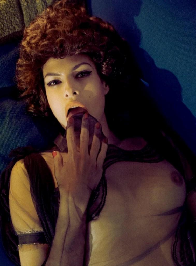 Eva Mendes Naked 06