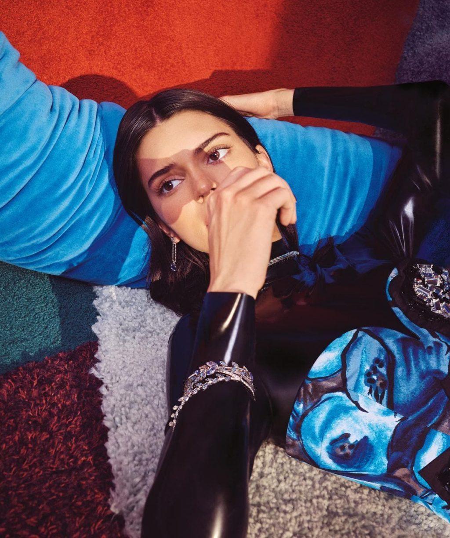 Kendall Jenner Vogue A...